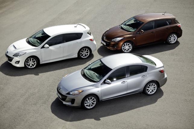 Mazda 3 - 2. miejsce w kategorii aut 2-3 letnich
