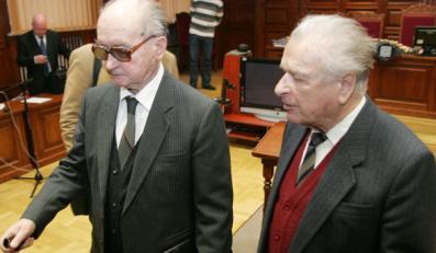 Jaruzelski i Kiszczak też świętują. W sądzie
