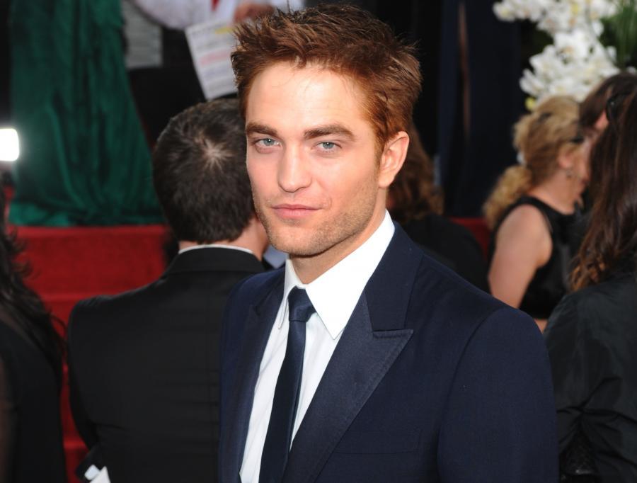 Robert Pattinson to mógł być Grey