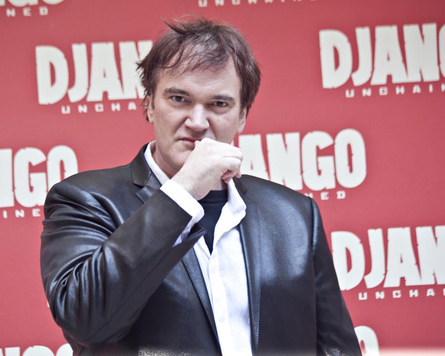 Tarantino równie dobrze, co kino czuje muzykę