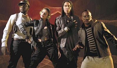 To już naprawdę K.O.N.I.E.C. Black Eyed Peas