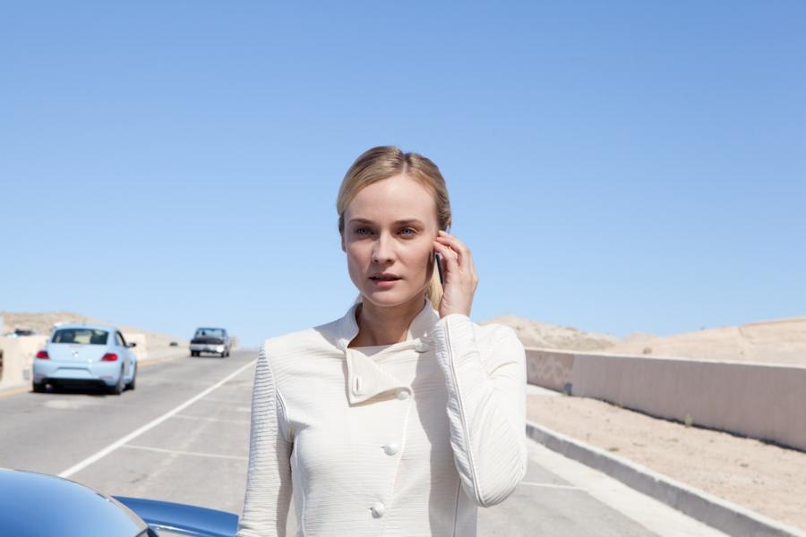 Diane Kruger marnuje sięw \