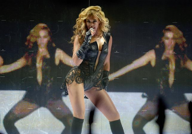 Beyoncé na Super Bowl 2013