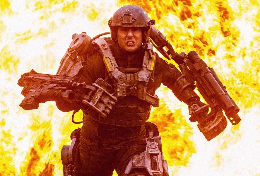 Tom Cruise na krawędzi jutra