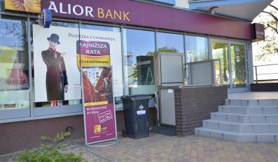 Jeden z oddziałów Alior Banku