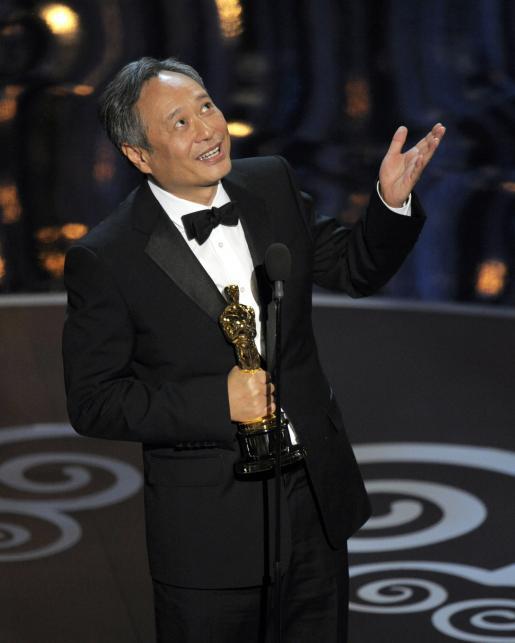 5. Ang Lee (20/1)