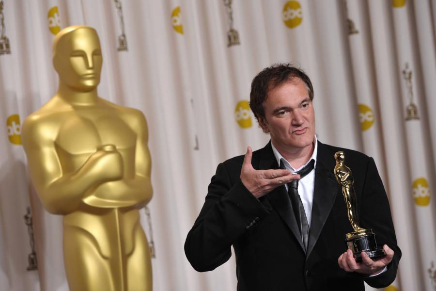 9. Quentin Tarantino (33/1)