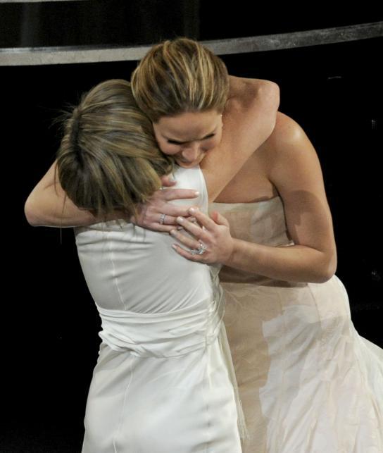 Jennifer Lawrence z mamą Karen