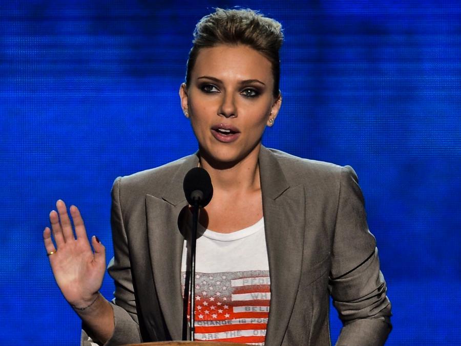 Scarlett Johansson założyła własny girlsband