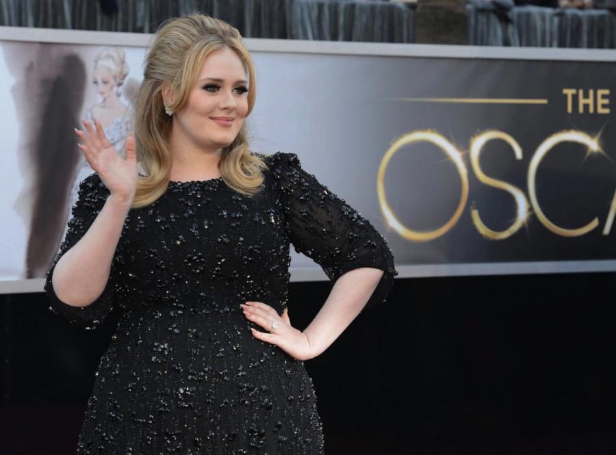 Podobizna Adele trafi do Muzeum Figur Woskowych