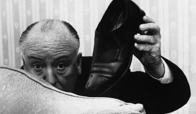 Alfred Hitchcock w 1960 roku