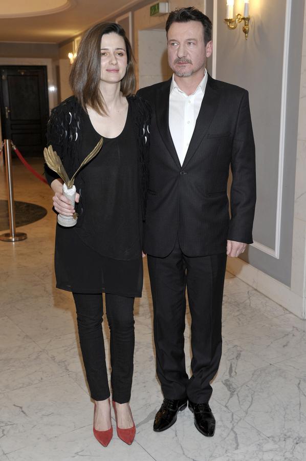 Agnieszka Grochowska i Robert Więckiewicz