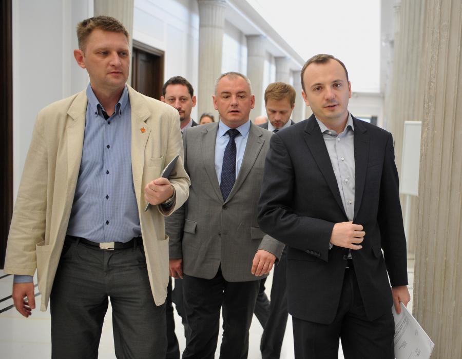 Posłowie Ruchu Palikota w Sejmie