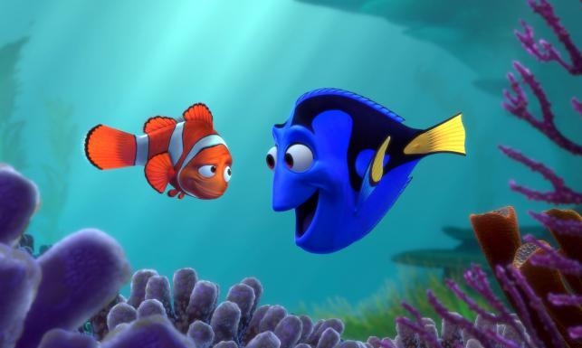 Nowy wymiar małej rybki – \