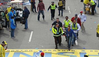 Zamach w Bostonie