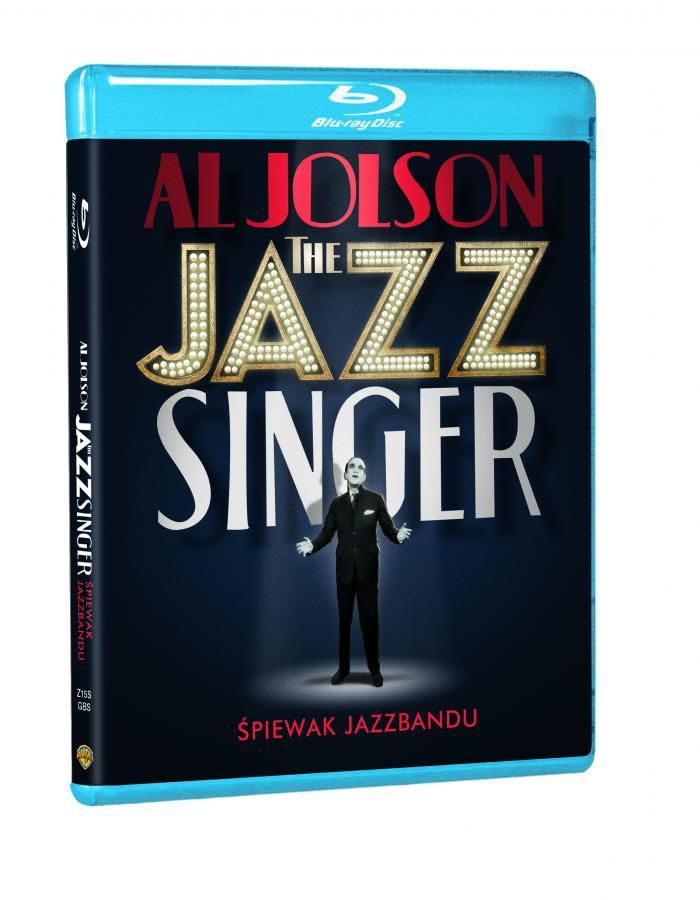 """""""Śpiewak jazzbandu"""" teraz na DVD i Blu-ray"""
