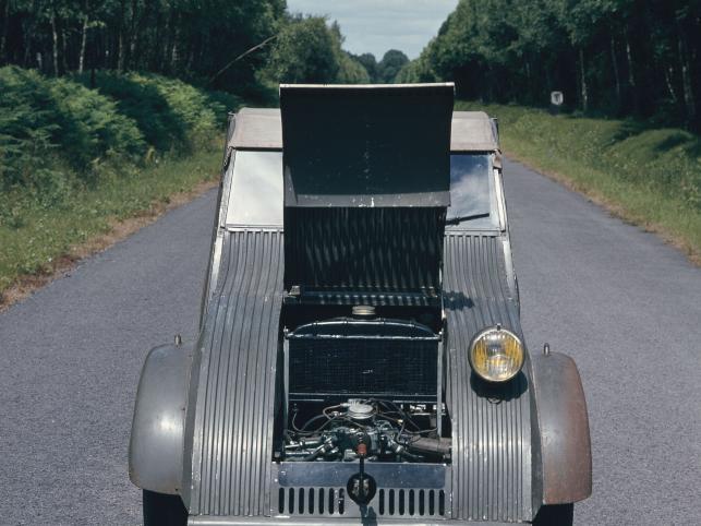 Był produkowany w latach 1948-1990