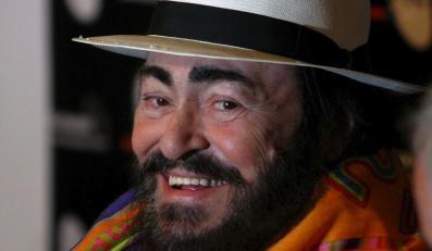 Bilet na wystawę o Pavarottim droższy niż wstęp do Luwru