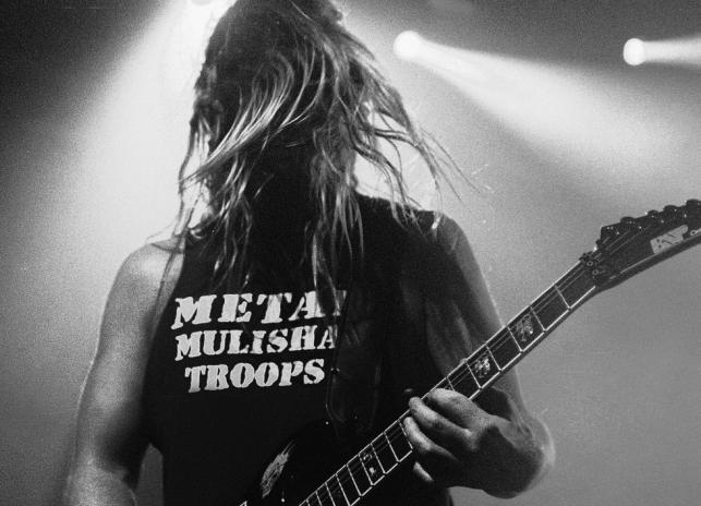 Jeff Hanneman nie żyje