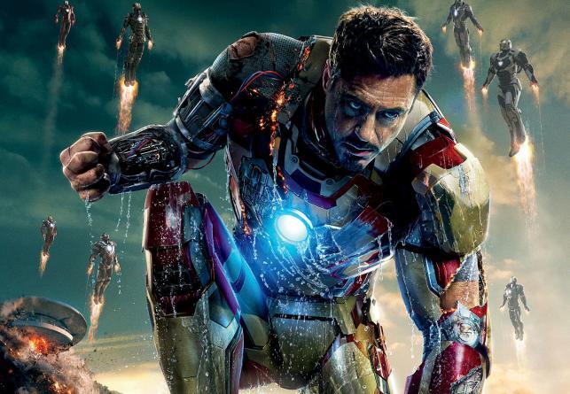1. Robert Downey Jr – 75.000.000 dolarów
