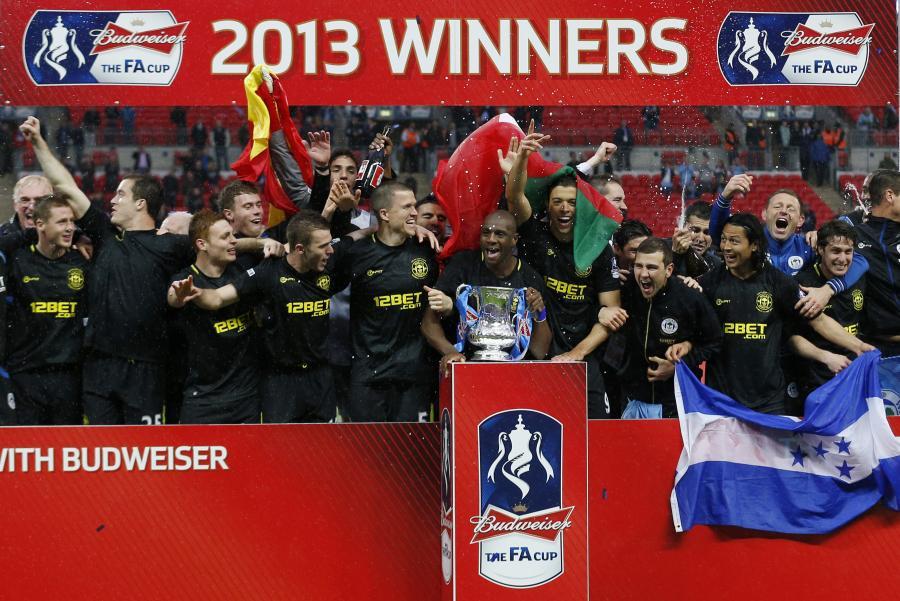 Puchar Anglii dla Wigan Athletic