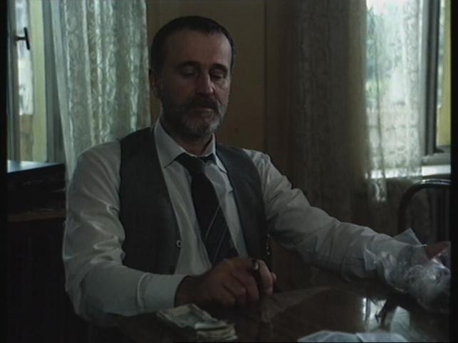 """Jan Nowicki w filmie """"Wielki Szu"""""""