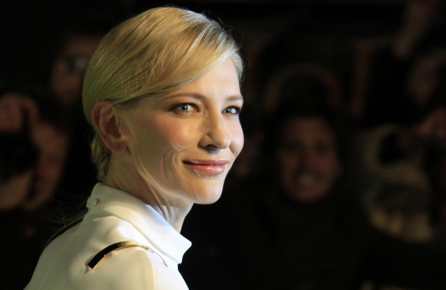 Cate Blanchett w nowym filmie Davida Mameta