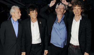 The Rolling Stones na przezroczystym winylu