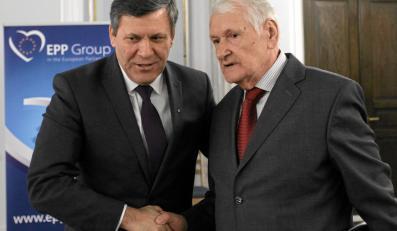 Janusz Piechociński i Józef Zych