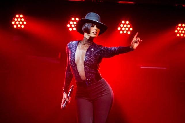 "Alicia Keys na trasie ""Set The World On Fire"" – koncert w Greensboro, 30 marca 2013koncert"