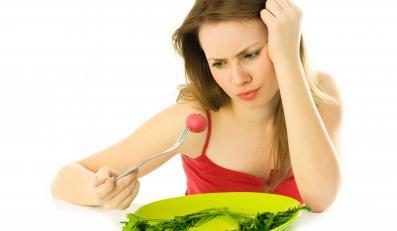 Dieta odchudzająca wymaga wielu wyrzeczeń