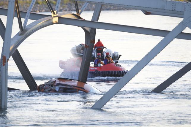 Zawalił się most w amerykańskim stanie Waszyngton