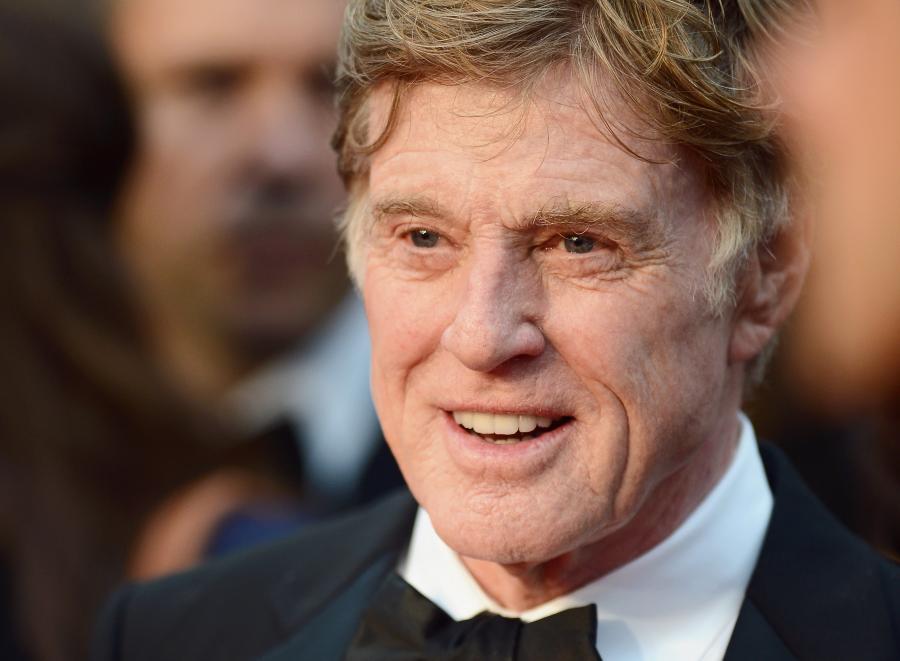 Robert Redford: Nie martwię się jej brakiem nominacji