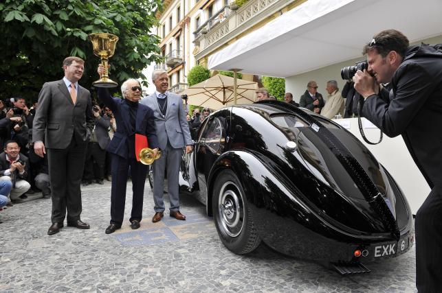 Bugatti 57SC Atlantic