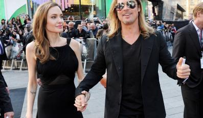 Angelina Jolie kupiła wyspę Bradowi Pittowi