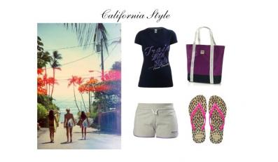 Modne stylizacje na wakacje 2013