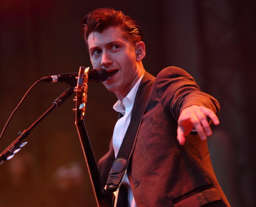 Arctic Monkeys będzie gwiazdąOpen\'era