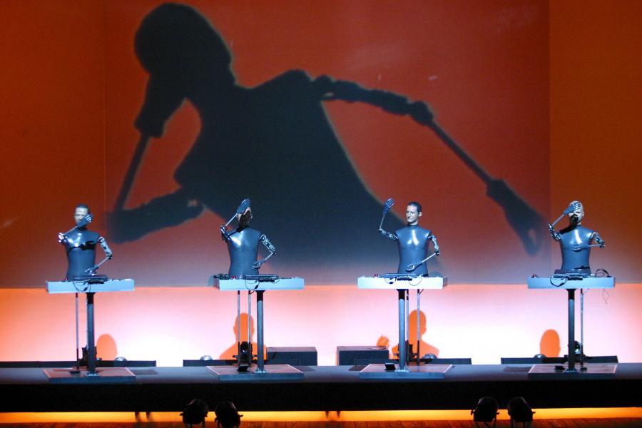 Kraftwerk gwiazdą Malta Festival Poznań
