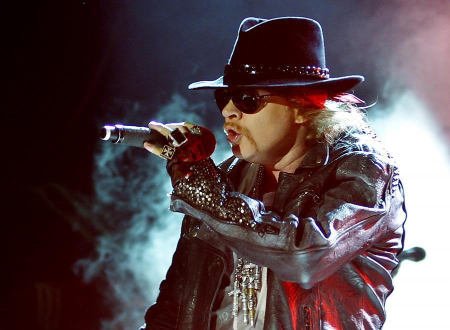Guns N\'Roses da fanom nowąmuzykę
