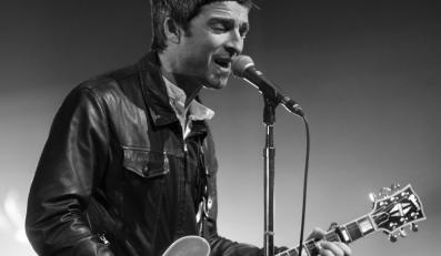 Noel Gallagher opętany butami