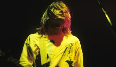Nirvana podczas koncertu w 1991 roku