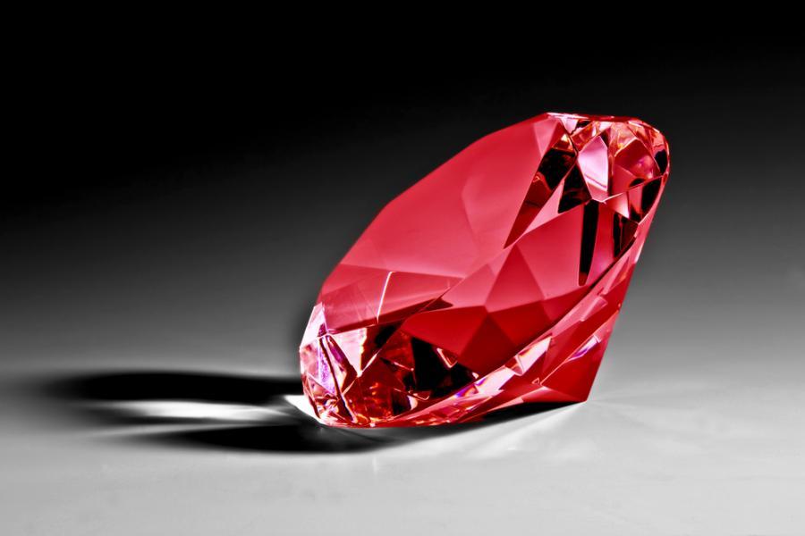 Czerwony Diament