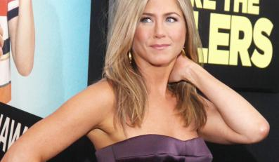 """Jennifer Aniston na premierze """"Millerów"""" w Nowym Jorku"""