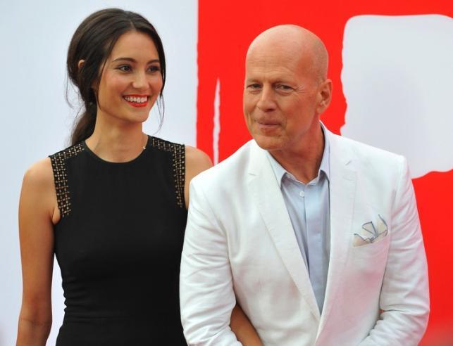 Bruce Willis i Emma Heming