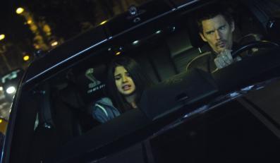 """Selena Gomez i Ethan Hawke w filmie """"Getaway"""""""