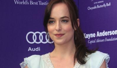 """Dakota Johnson walczy o rolę w """"Pięćdziesięciu twarzach Greya"""""""