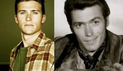 Scott i Clint Eastwood