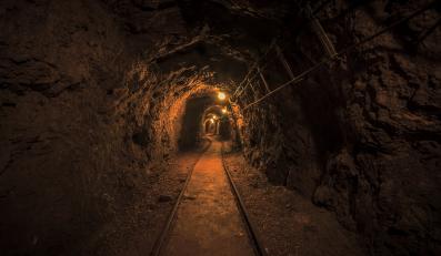 Podziemny tunel
