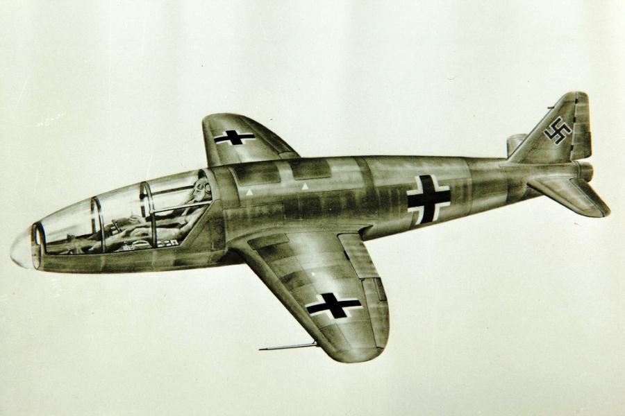 Heinkel He-176