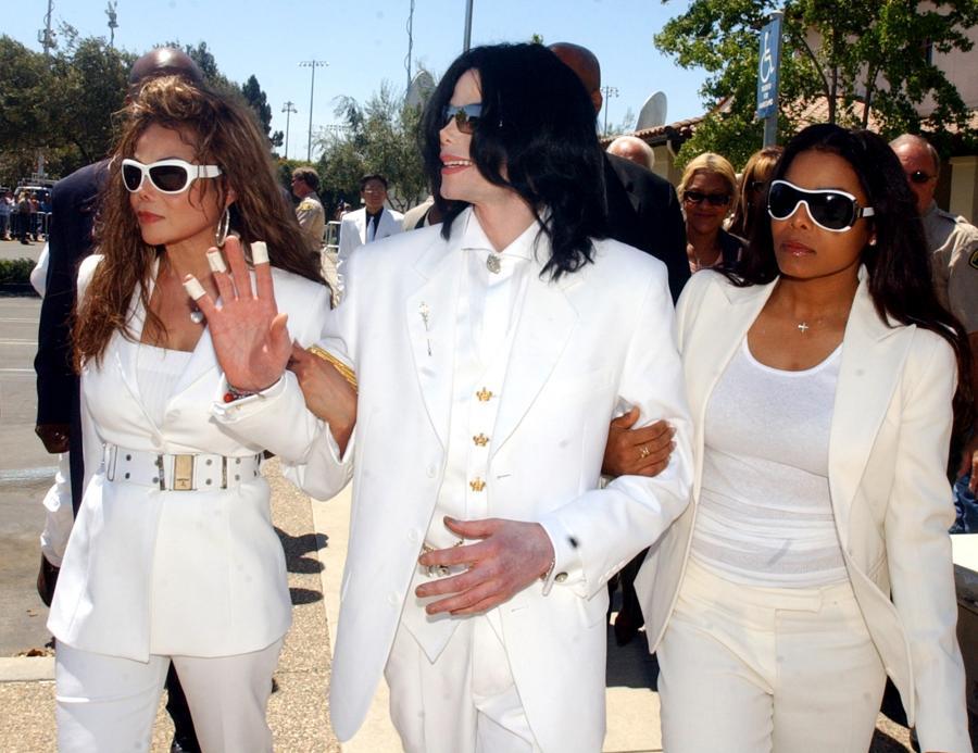 LaToya, Michael i Janet Jackson